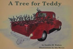 Featured Book: A Tree for Teddy, by Sandra Walton